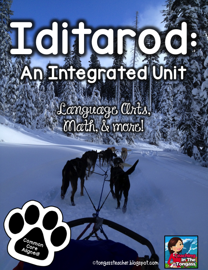 http://www.teacherspayteachers.com/Product/Iditarod-An-Integrated-Unit-1134393