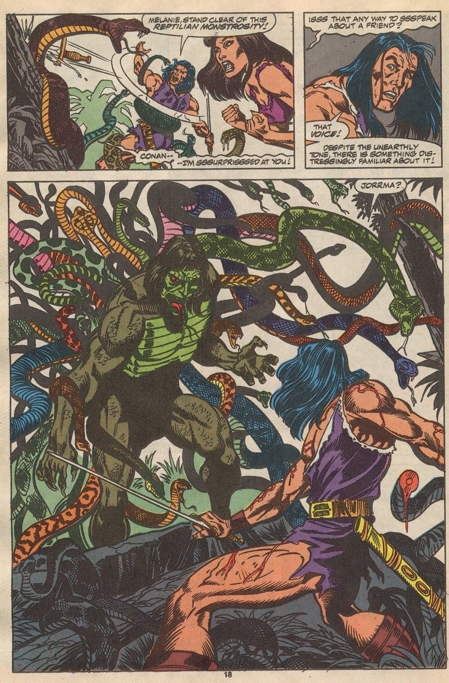 Conan the Barbarian (1970) Issue #237 #249 - English 14