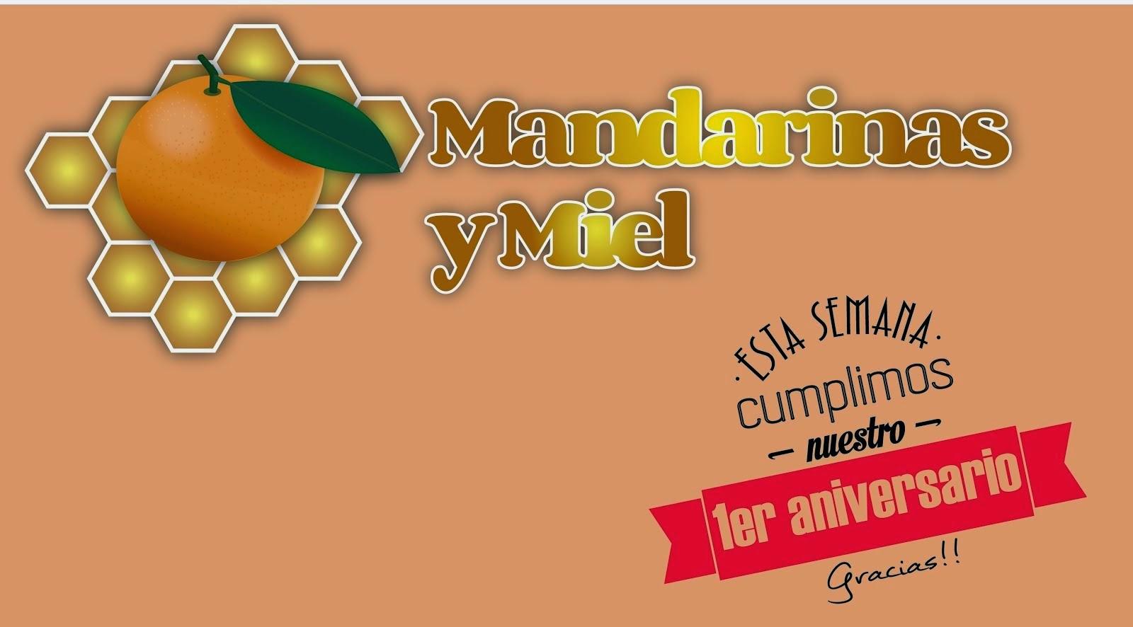 Sorteo en mandarinas y miel