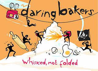 I am a daring baker..