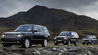 Car wallpapers Free Download: Land Rover Range Rover History 1970-2013