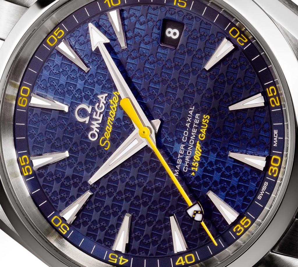 Omega Seamaster Aqua Terra 150 m Spectre Edition