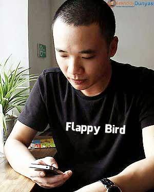 flappy bir yapımcısı Dong Nguyen