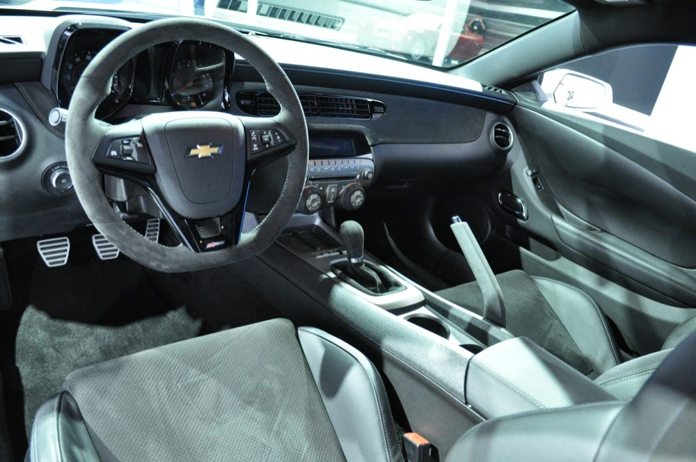 Novo Camaro 2014, preço, fotos, detalhes