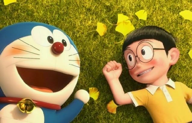 Gambar Doraemon 2015 Wallpaper HD