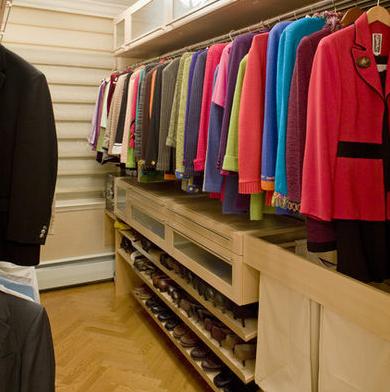 Closet y armarios fotos de dise o y decoraci n de closets - Organizar armarios empotrados ...