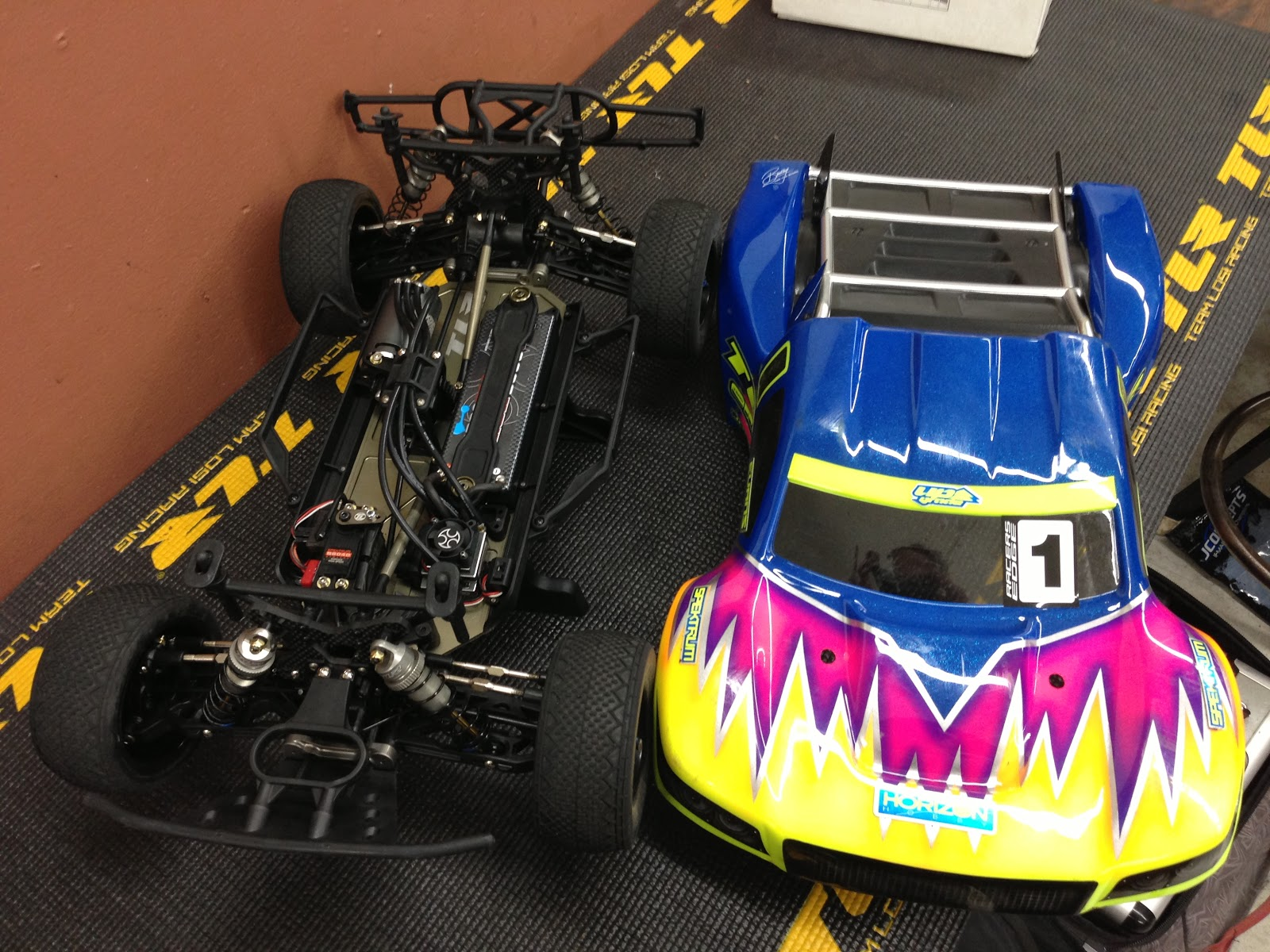 Team Losi Racing News and Race Results