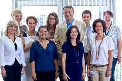 Angajatii Bosch din Bucuresti