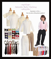http://www.adorablebabyclothing.com/category/Boys-Dressy-Separates.html