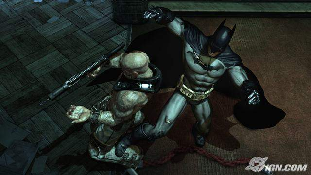 Batman Arkham Asylum PC Full Español Repack