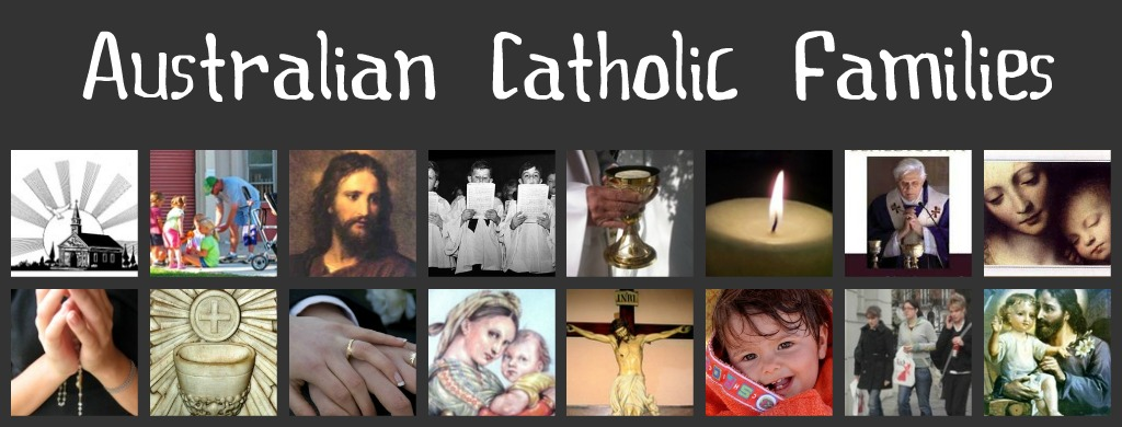 Australian Catholic Families