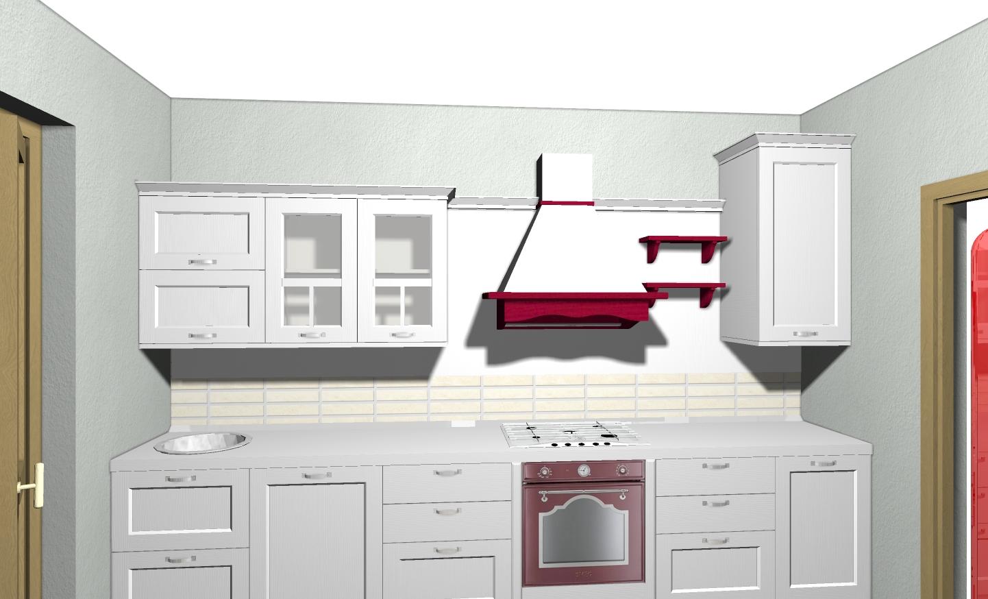 Veneta Cucine Domus arredi : Veneta Cucine modello GRETHA