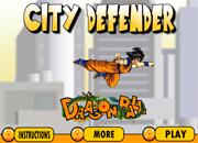 Dragon Ball City Defender