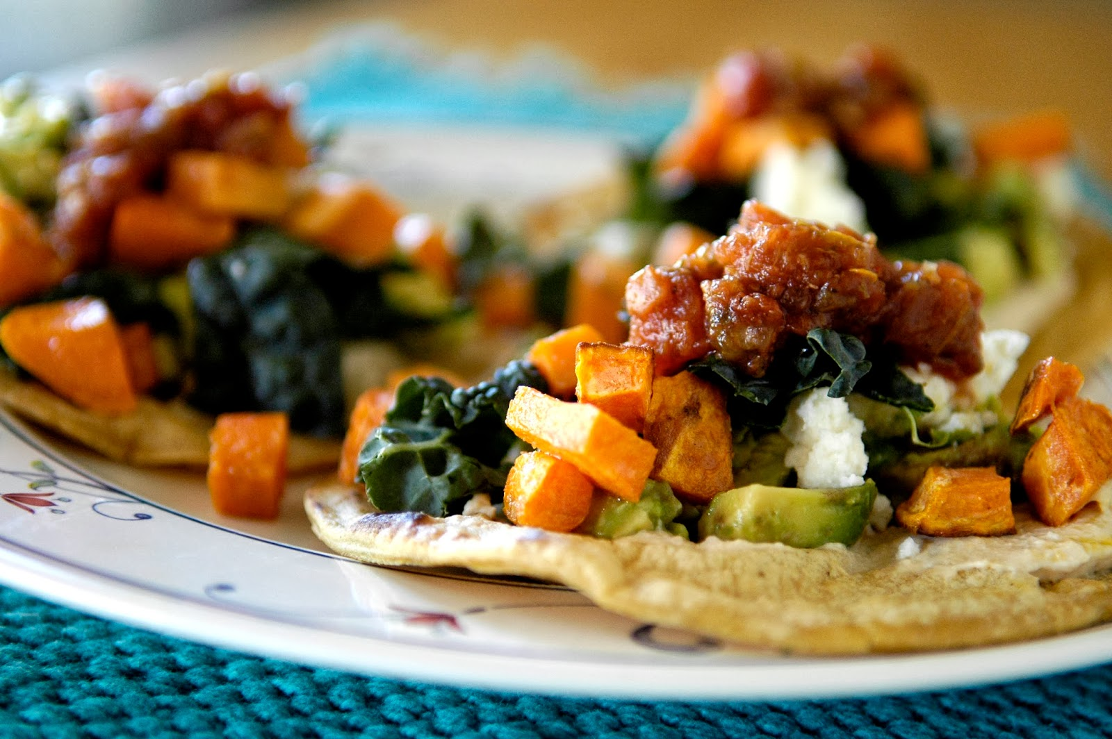 Easy Peasy Organic - Real Food, Real Life: Roasted Sweet Potato and ...