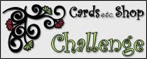 cards etc challenge blog