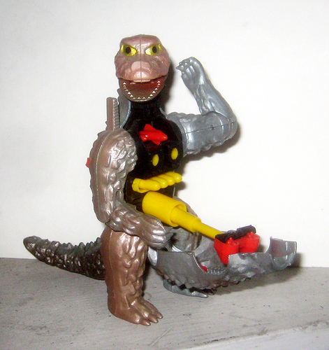 Really Weird Toys : Godzilla movie news cryptids and monsters