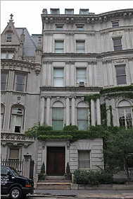 The devoted classicist landmark manhattan townhouses for sale for New york city townhouse for sale