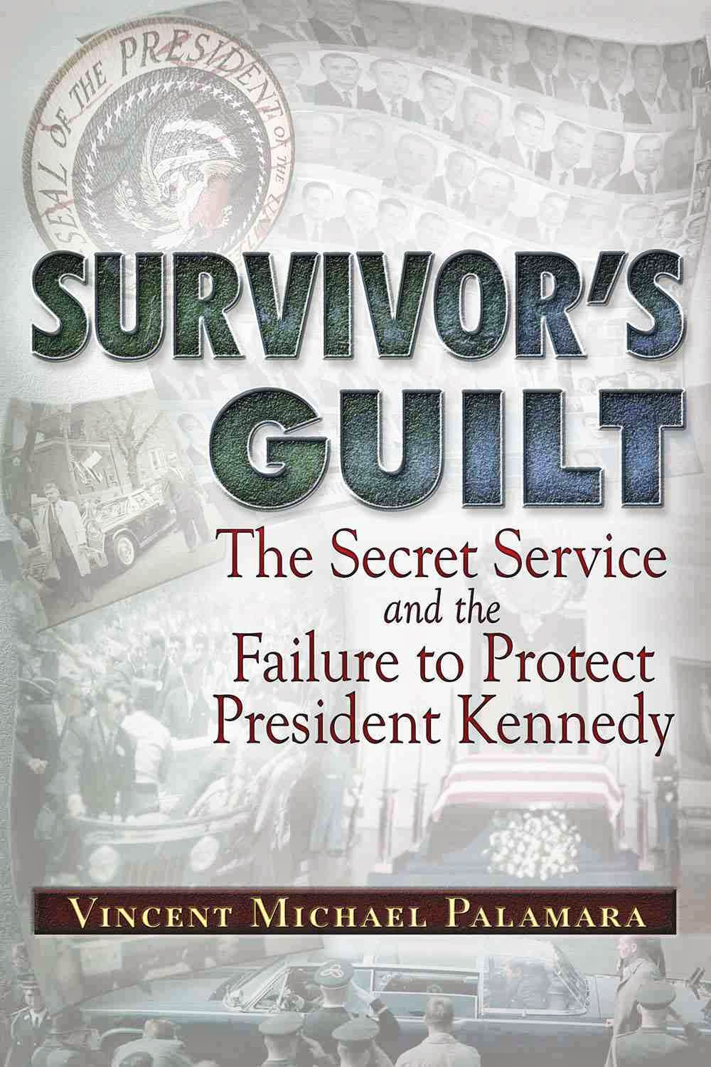 SURVIVOR'S GUILT COMING OCTOBER 2013
