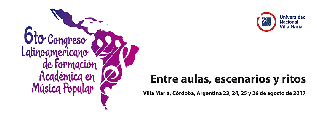 Congreso Latinoamericano de Formación Académica en Música Popular