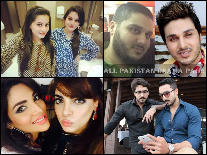 Famous Pakistani Celebrity Siblings: Picture Gallery ...