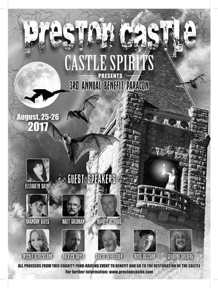 Preston Paracon- Aug 25-26