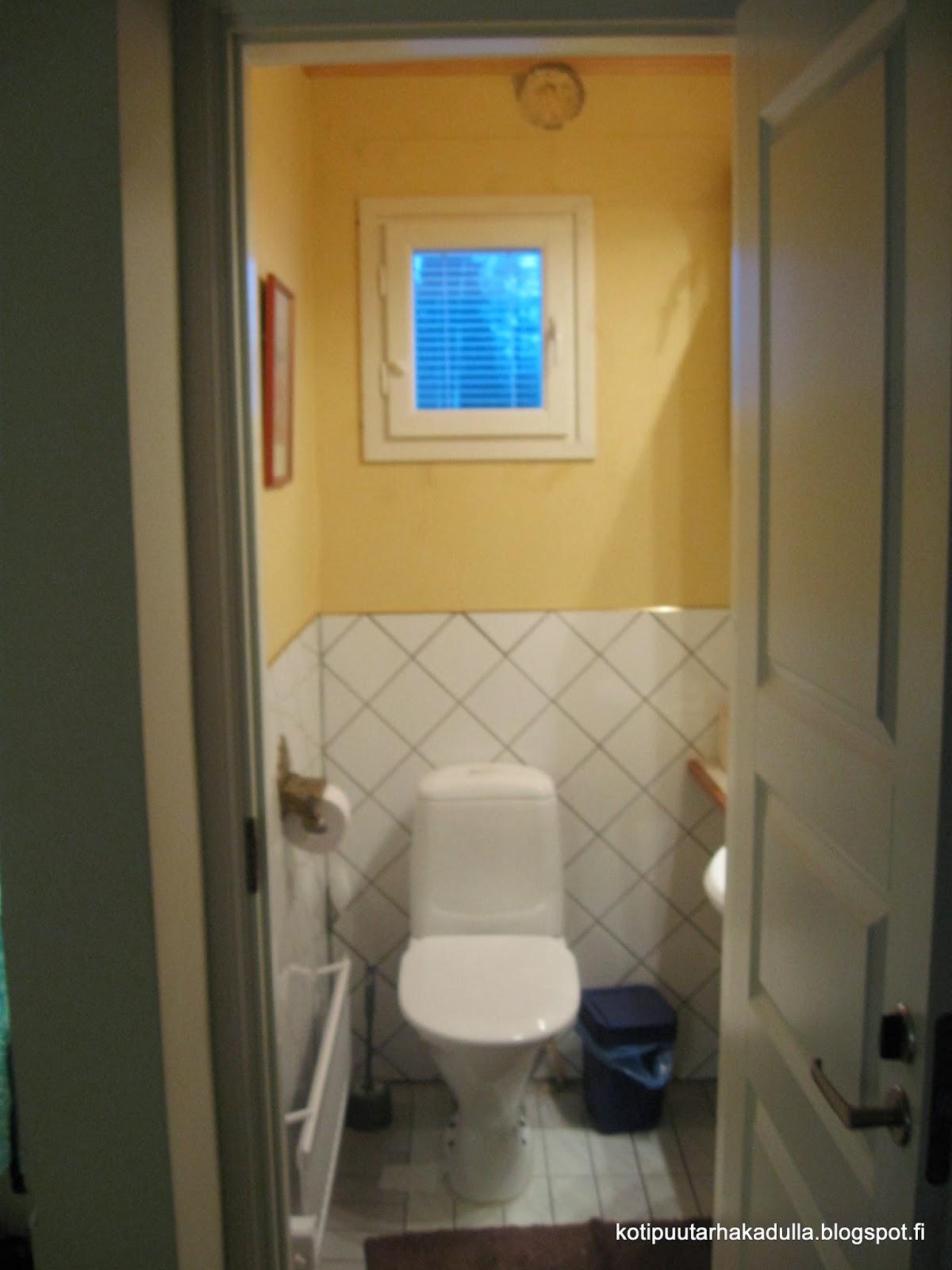 Koti Puutarhakadulla WC remontti 2013