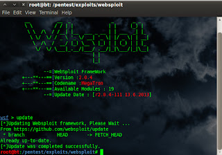 websploit