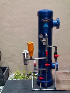 pemasangan Filter Air purinex jumbo Cibubur