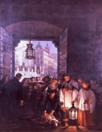 Visita Guiada: Sucesos en el Antiguo Madrid