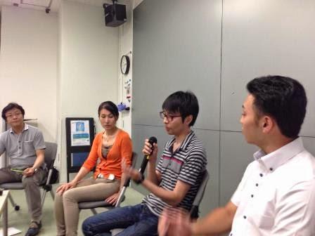交流型まち活シンポジウム2014 トークセッション