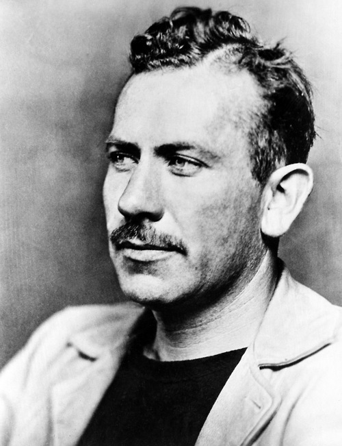 a biography of john steinbeck an american writer John steinbeck, writer: a biography [jackson j benson] on amazoncom free shipping on qualifying offers drawing on john steinbeck 's papers and photographs, and scores of interviews, jackson j benson explores the influences that contributed to steinbeck's archetypal sense of american culture and his controversial concerns.