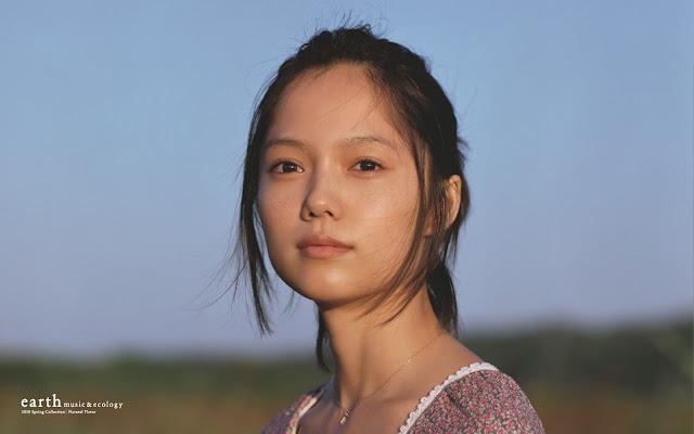 Aoi Miyazaki 宮﨑あおい earth music & ecology wallpaper HD 07