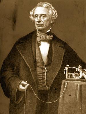 samuel morse quotes  Samuel Morse (1791-1872).