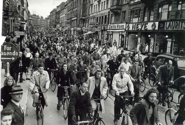 Old Photos Of Daily Life In Denmark During World War II