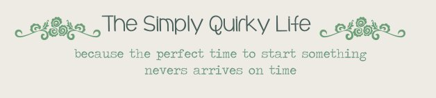 The Simply Quirky Life