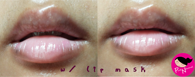 Product Review of Laneige Lip Sleeping Mask - pinknomenal.blogspot.com