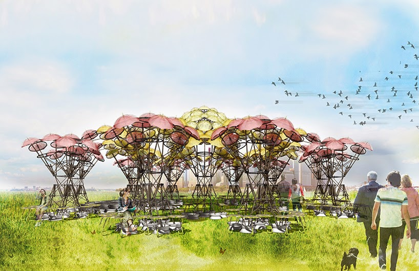 ide-inspirasi-desain-shelter-kembang-hydrangea-ruang-komunal-city of dreams-new york-002