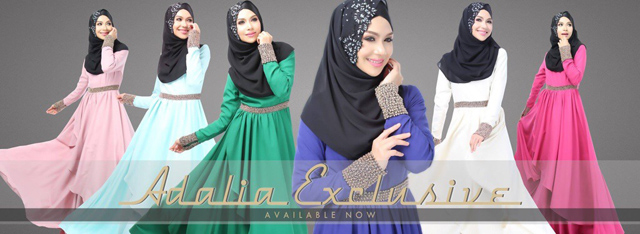ZAWARA Adalia Dress