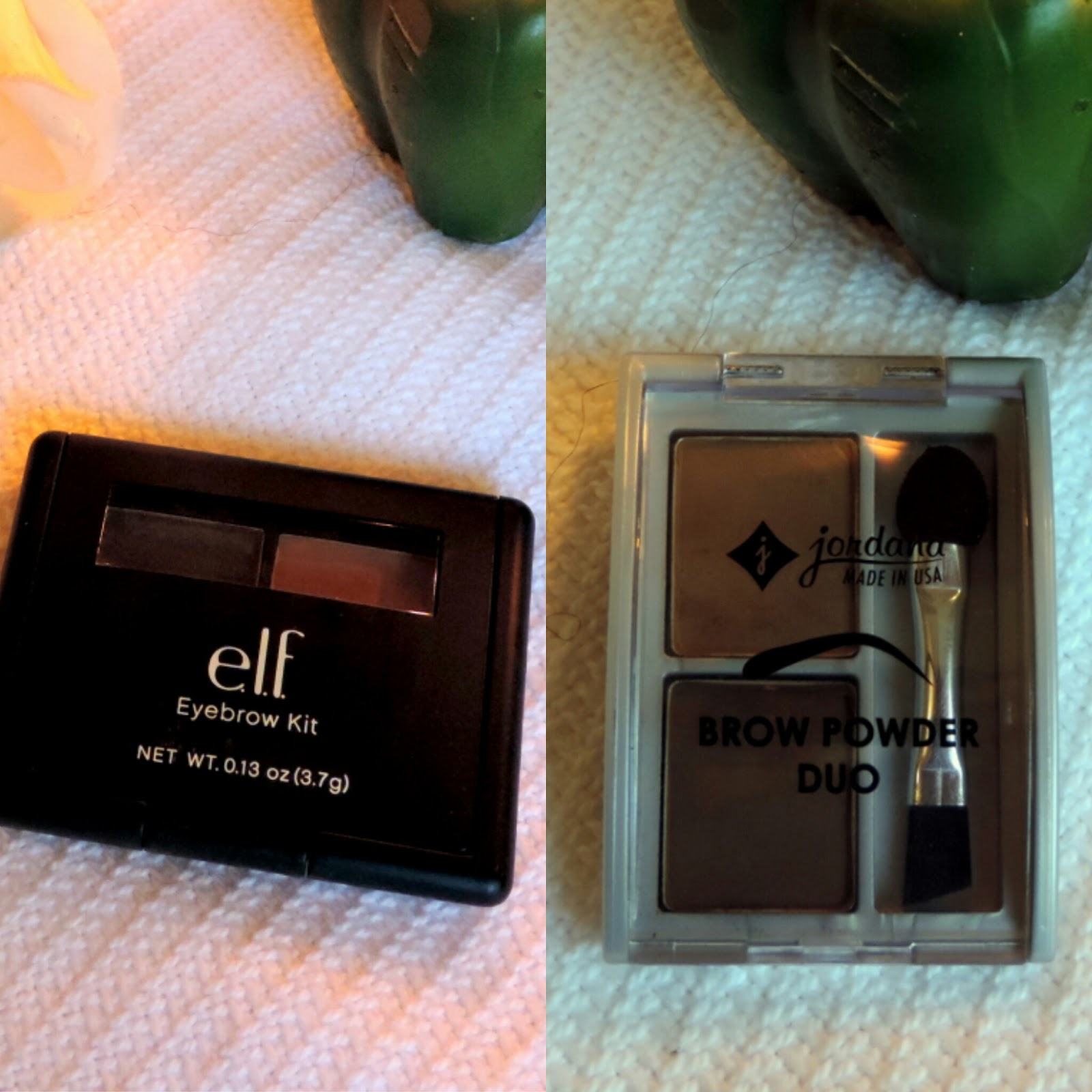 elf eyebrow kit medium vs dark. i thought about starting a series sharing my thoughts on two beauty products that serve the same purpose, one more expensive than other and ultimately elf eyebrow kit medium vs dark