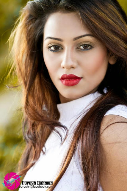 Bd model actress Nusraat Faria Mazhar
