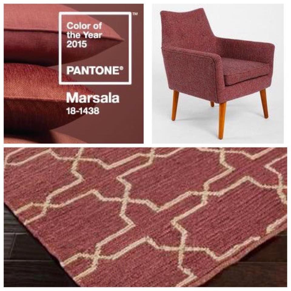 whitewings interiors marsala pantone color of the year 2015