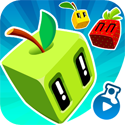 Juice Cubes App iTunes App Icon Logo By Rovio Stars Ltd - FreeApps.ws