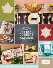 Stampin' Up Holiday Catalog 2013