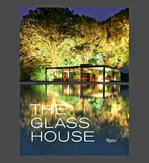 A Daily Dose of Architecture Book Review The Glass House