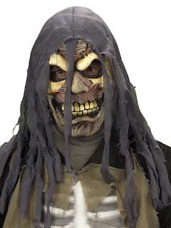 Zombie Halloweenmasker