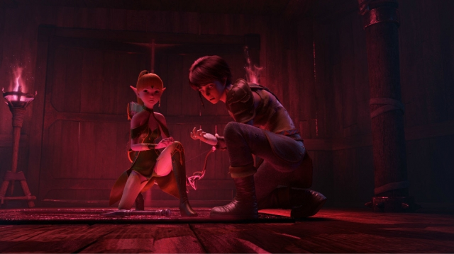 Hình ảnh phim Long Chi Cốc 2: Tinh Linh Vương Tọa