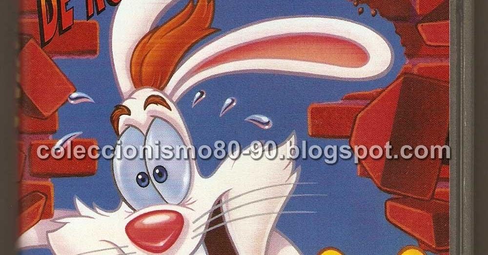 Excepcional Es Que Enmarca El Conejo Roger Una Película De Disney ...