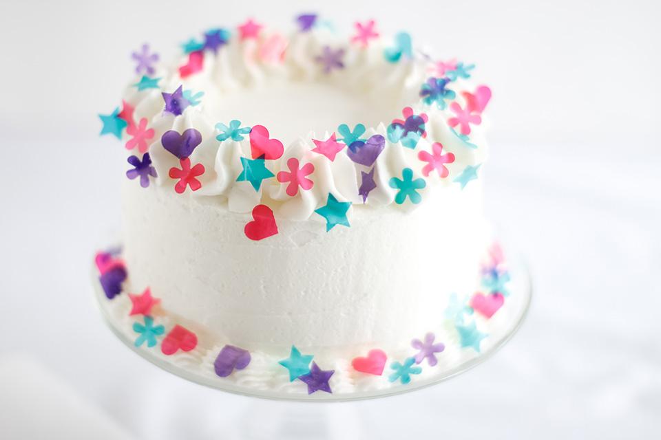 Diy Gelatin Confetti Sprinkles Sprinkle Bakes