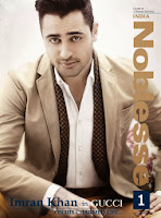 Imran Khan full photoshoot on the cover of Noblesse January 14