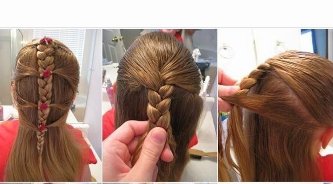 Foto Model Rambut Anak Perempuan Potongan Terbaru